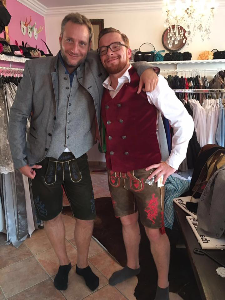 Wiesn-Outfit - Geweihda for Men