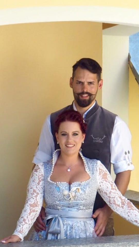 Geweihda Hochzeitstracht