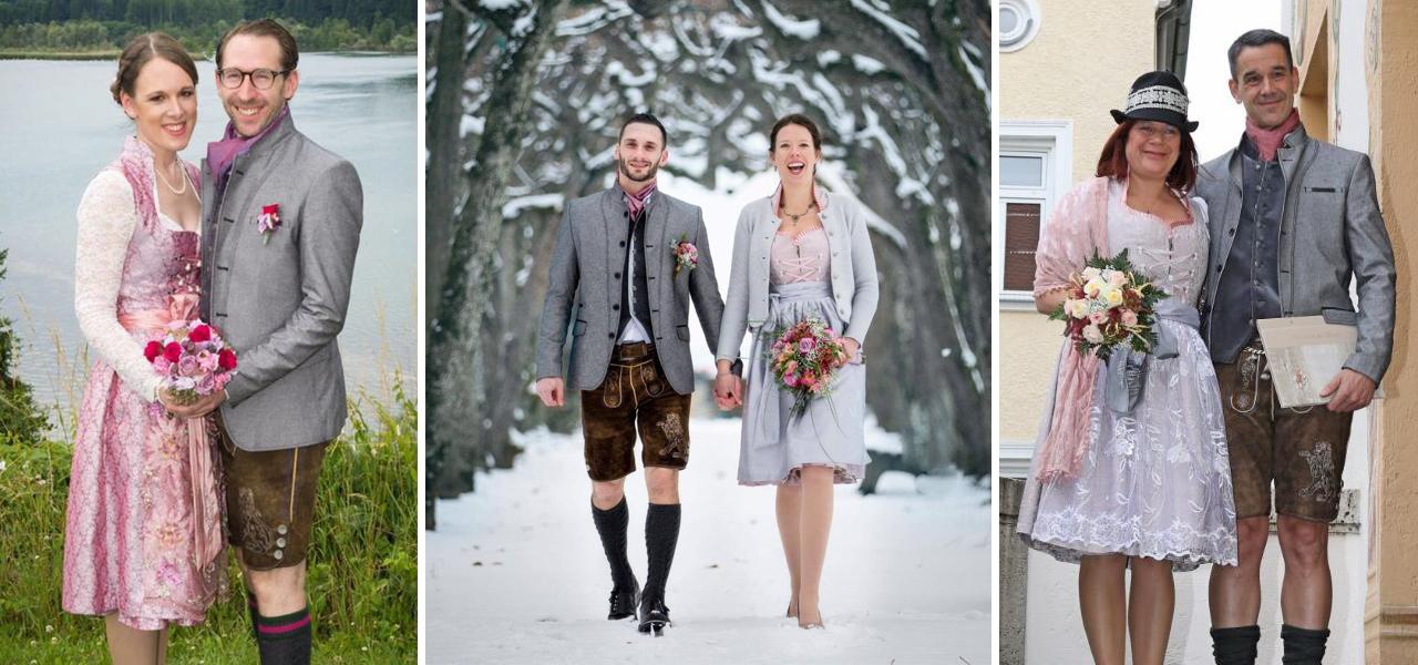 Hochzeit in Traccht