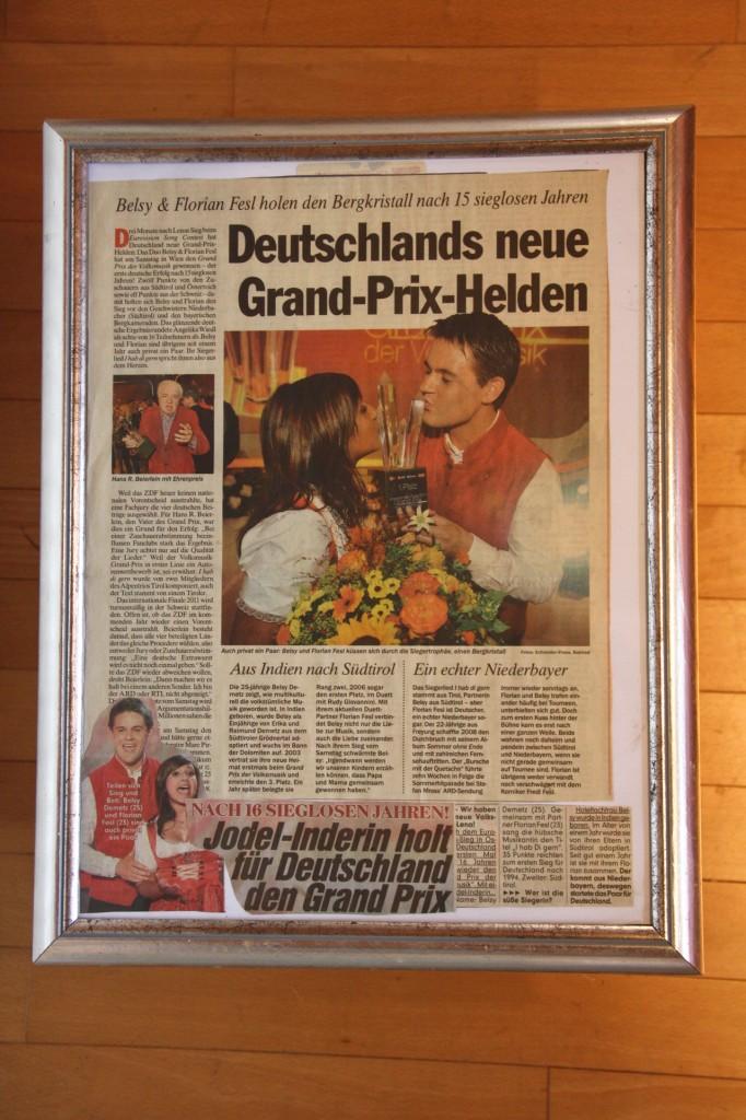 Deutschlands neue Grand-Prix-Helden
