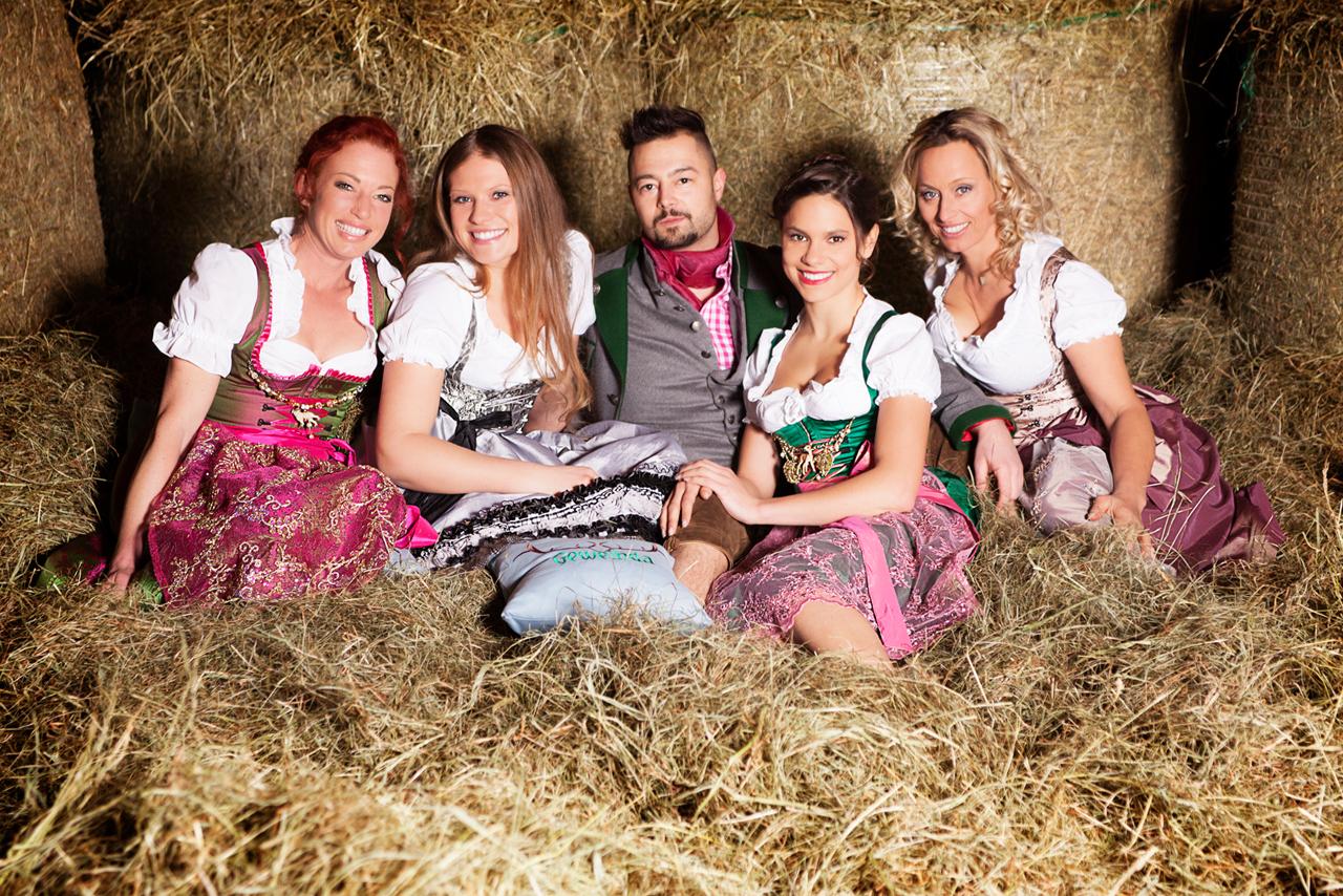 Geweihda Trachten-Kollektion 2013