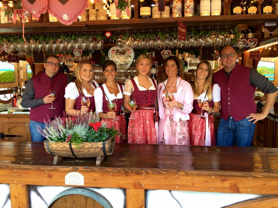 Weinlaube Claudia Aigner Wiesn